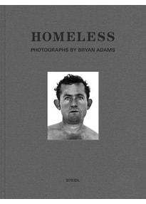 Homeless - Bryan Adams  [Gebundene Ausgabe]