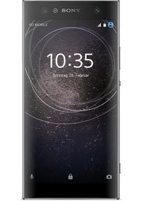 Sony Xperia XA2 Ultra 32 Go noir