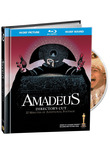 Amadeus [Director's Cut, inkl. Page Book & CD, US Import]