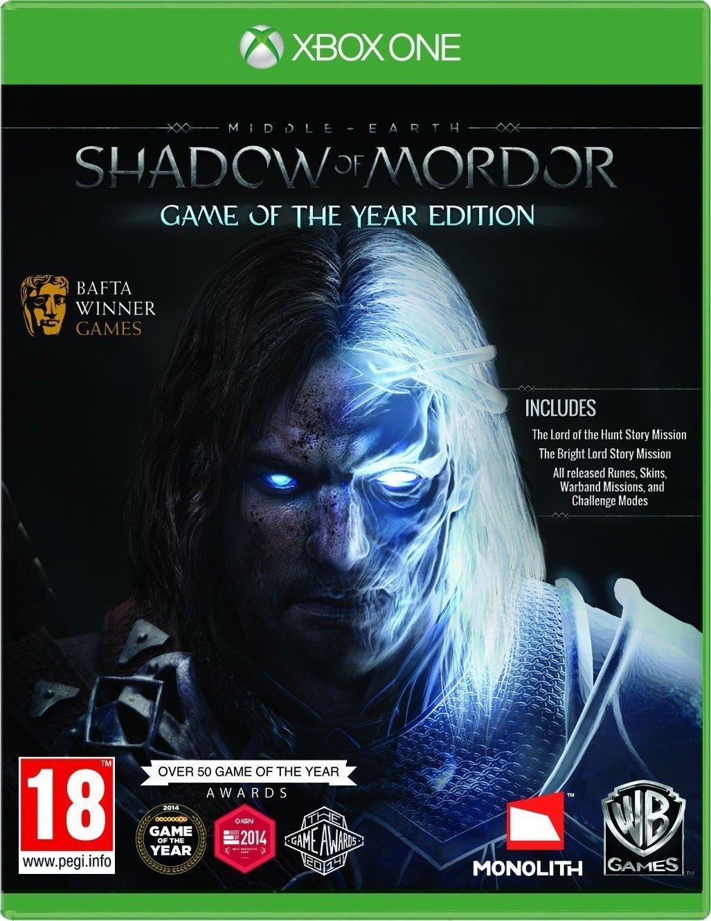 Middle-Earth: Shadow of Mordor [Game of the Yea...