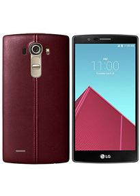 LG H818P G4 Dual Sim 32GB leer rood