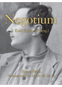 Negotium. Franz West 21,7 x Verkaufswerke Nr. 23, Nr. 47, Nr. 48. Ausst.Kat. Centre Pompidou Paris, 2018 | Tate Modern, London, 2019 [Taschenbuch]
