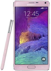 Samsung N910C Galaxy Note 4 32Go rose