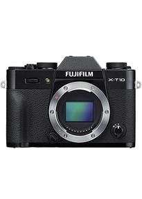Fujifilm X-T10 zwart