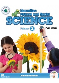 Macmillan Natural and Social Science. Level 2 / Pupil's Book with Audio-CD - Joanne Ramsden  [Taschenbuch]