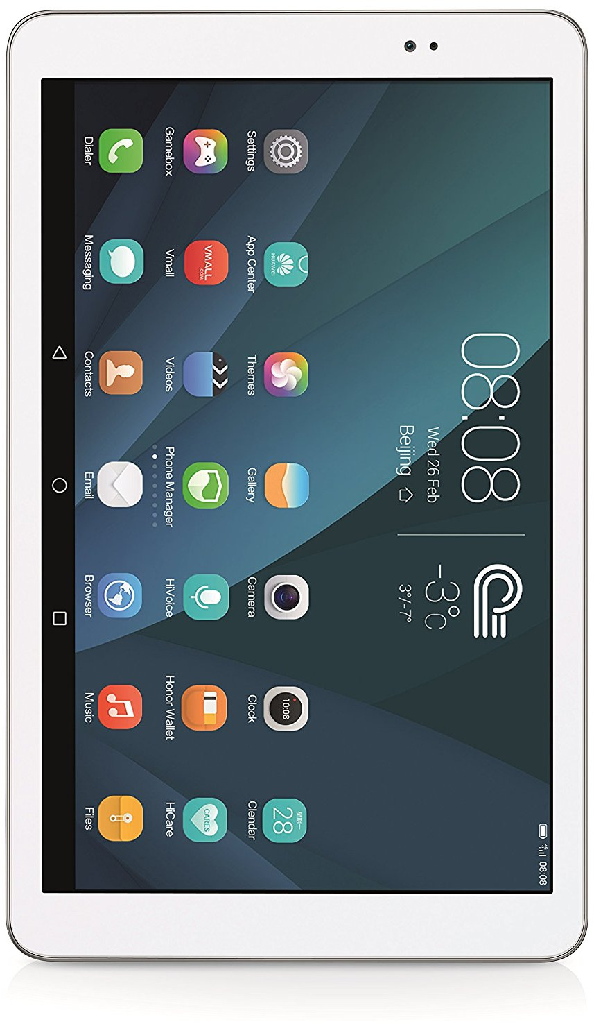 Huawei MediaPad T1 10 9,6 16GB [Wi-Fi] white panel