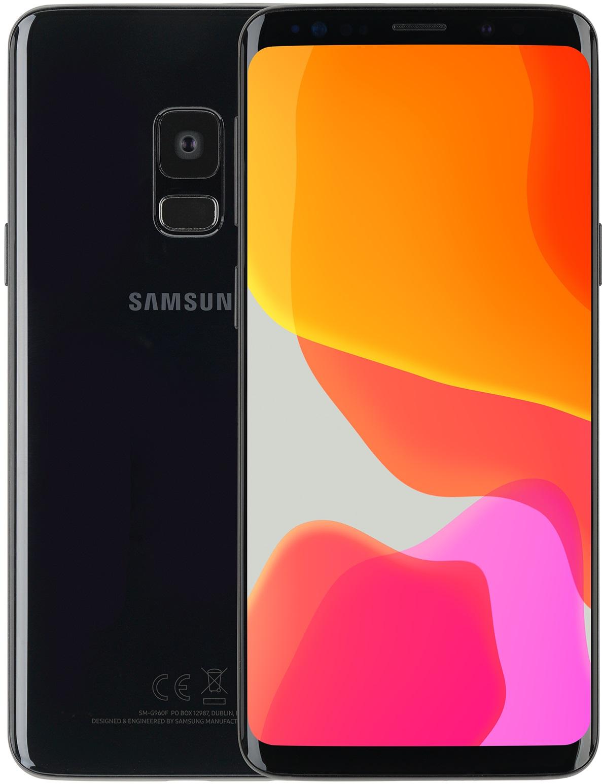 Samsung G960F Galaxy S9 DuoS 64GB midnight black