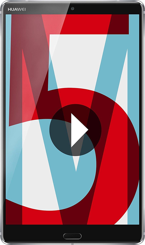 Huawei MediaPad M5 8,4 32GB [Wi-Fi + 4G] space gray