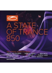 Buuren,Armin Van & Friends - A State Of Trance 850 (The Official Compilation) [2 CDs]