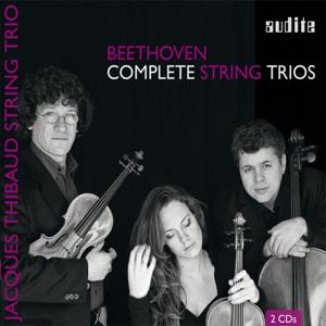 Jacques Thibaud String Trio - Die Streichtrios [2 CDs]