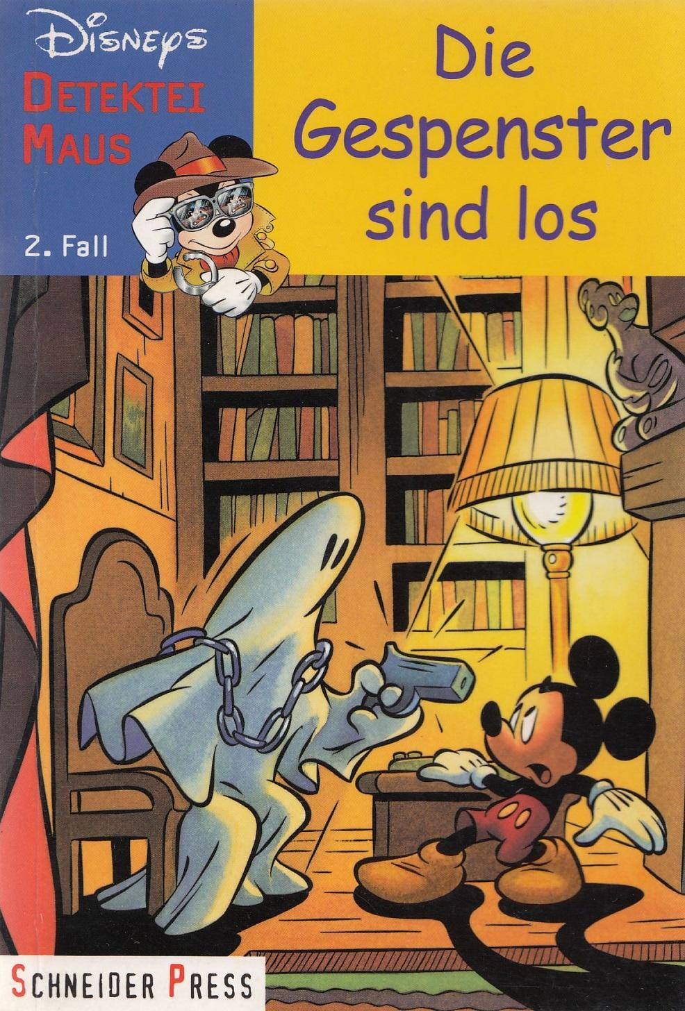 Detektei Maus: 2. Fall - Die Gespenster sind lo...