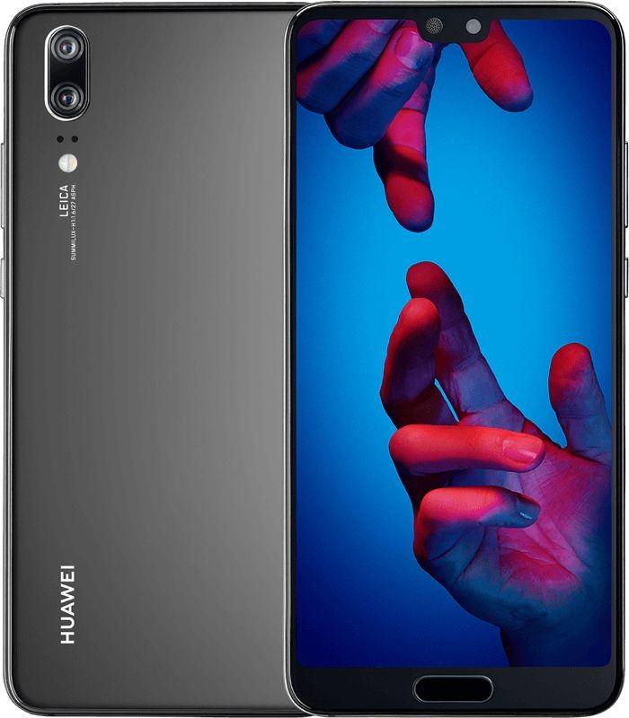 Huawei P20 Dual SIM 128GB nero (Ricondizionato)