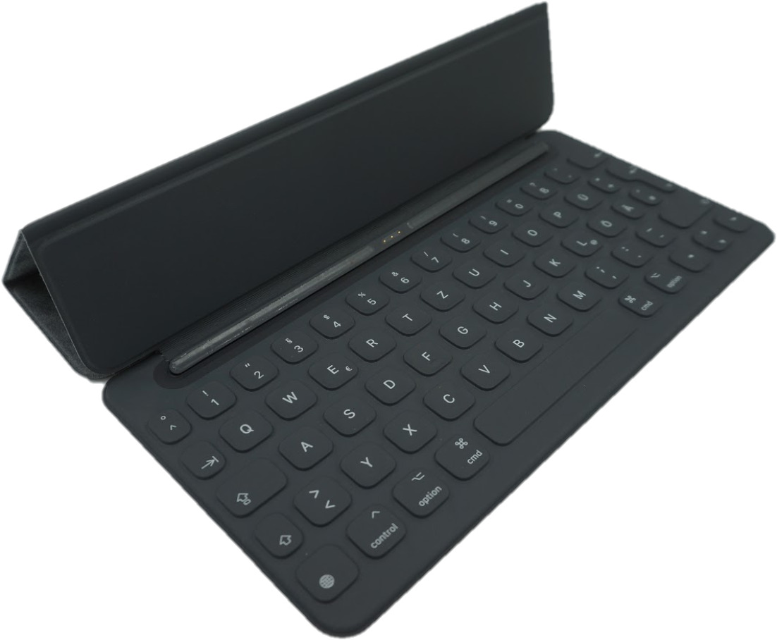 Apple iPad Pro 12,9 Smart Keyboard schwarz