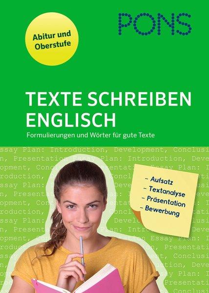 PONS Texte schreiben Englisch. Formulierungen u...