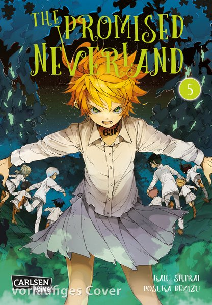 The Promised Neverland 5 - Kaiu Shirai [Taschenbuch]