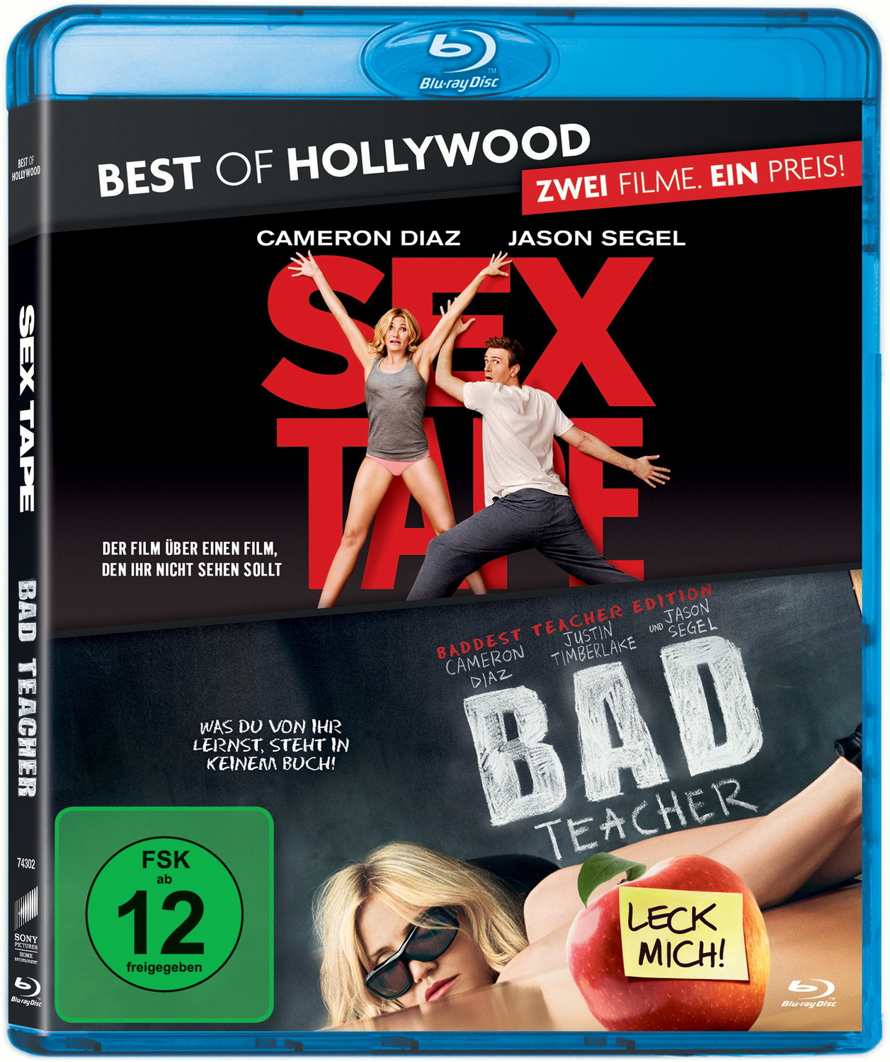 Best of Hollywood - 2 Movie Collector´s Pack: S...