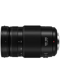 Panasonic Lumix G VARIO 100 mm - 300 mm F 4.0-5.6 O.I.S. 67 mm Filtergewinde (Micro Four Thirds Anschluss) schwarz
