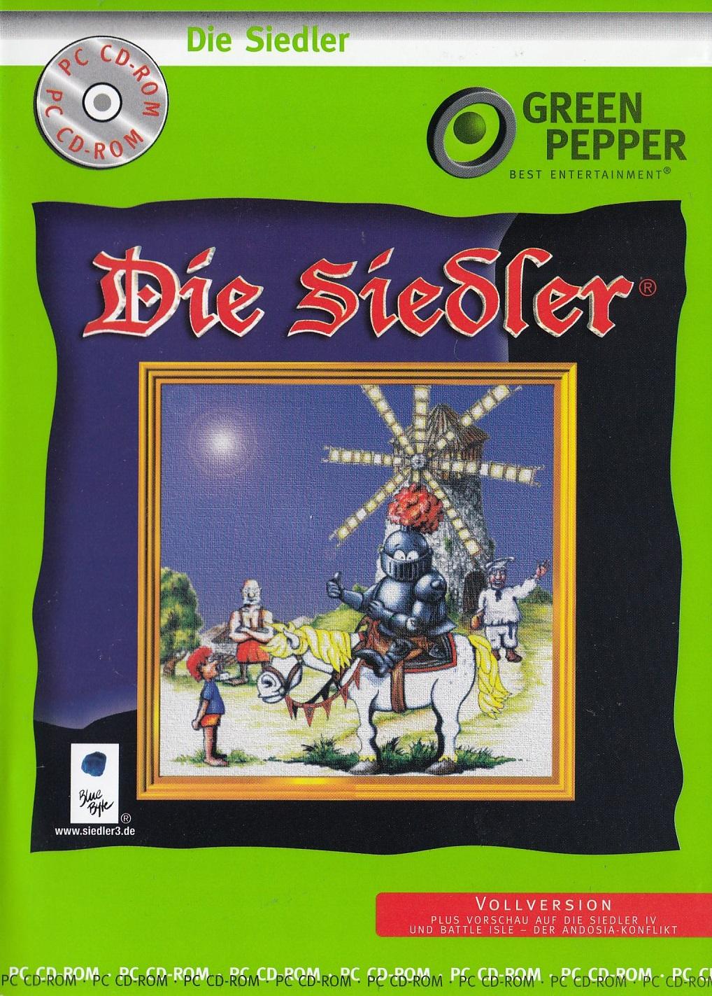 Die Siedler [Green Pepper]