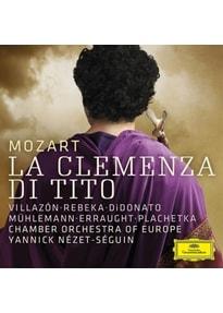 Villazon,Rolando/Nezet-Seguin,Yannick - Mozart: La Clemenza Di Tito [2 CDs]