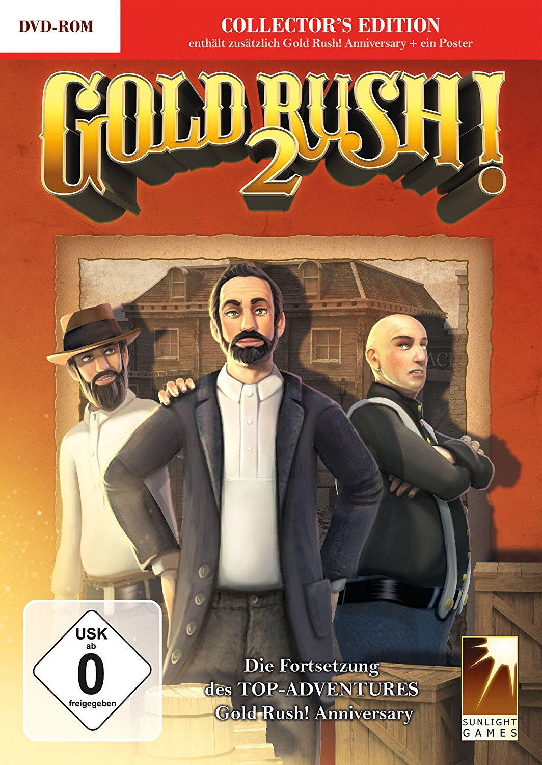 Gold Rush! 2 [Collector´s Edition inkl. Poster, Gold Rush 1]