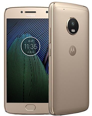 Motorola Moto G5 Plus Dual SIM 32GB fine gold