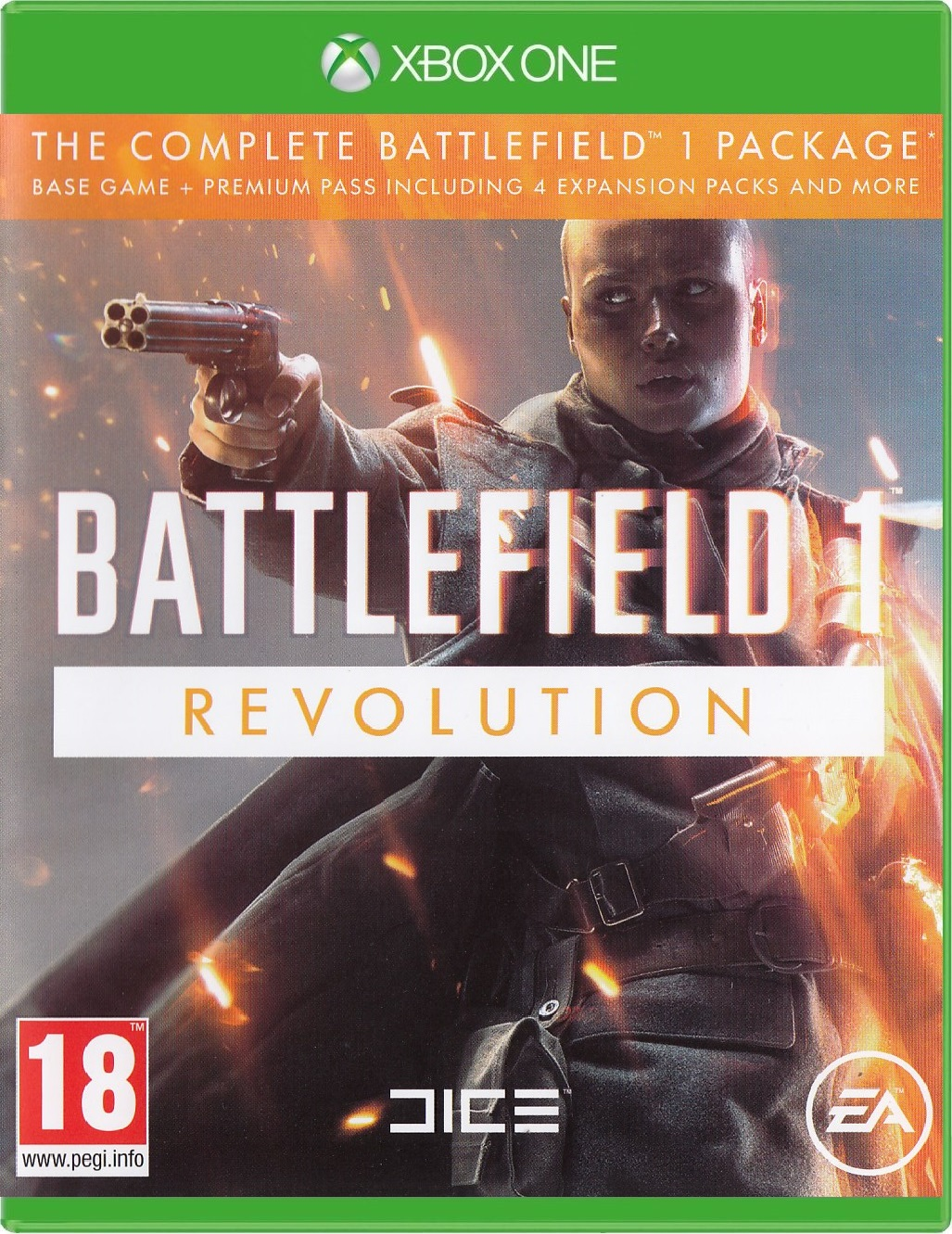 Battlefield 1 [Revolution Edition, AT Import]