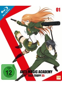Anti-Magic Academy Test-Trupp 35, Vol. 1