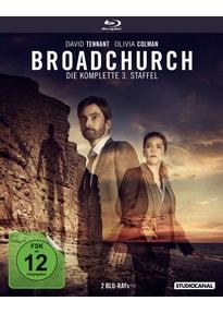 Broadchurch - Die komplette 3. Staffel [2 Discs]