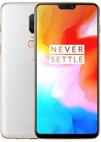OnePlus 6 128GB silk white