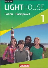 English G Lighthouse 1: Folien - Basispaket - Ulrike Rath [Loseblattsammlung]