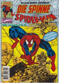 Die Spinne ist Spider-man: Nr. 65 - Wolfgang M. Biehler [Taschenbuch]