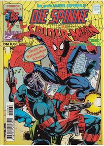 Die Spinne ist Spider-man: Nr. 68 - Wolfgang M. Biehler [Taschenbuch]