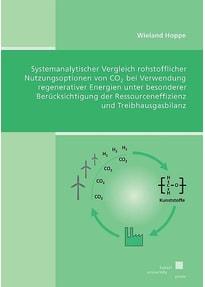 Systemanalytischer Vergleich rohstofflicher Nutzungsoptionen von CO2 bei Verwendung regenerativer Energien unter besonderer Berücksichtigung der Ressourceneffizienz und Treibhausgasbilanz - Wieland Hoppe  [Taschenbuch]