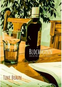 Blochmann und der Kuss des roten Krokodils - Braun Tine  [Taschenbuch]
