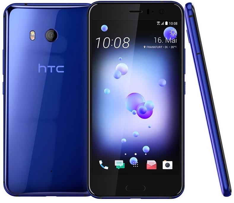 HTC U11 64GB sapphire blue