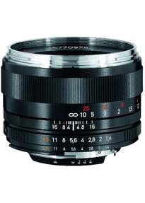 Zeiss Planar T* 50 mm F1,4 ZF.2 58 mm filter (geschikt voor Canon EF) zwart