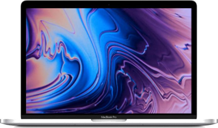 Apple MacBook Pro mit Touch Bar und Touch ID 15.4 (True Tone Retina Display) 2.2 GHz Intel Core i7 16 GB RAM 256 GB SSD