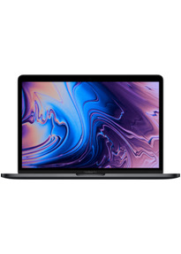 "Apple MacBook Pro avec Touch Bar et Touch ID 13.3"" (True Tone Retina Display) 2.3 GHz Intel Core i5 8 Go RAM 256 Go SSD [Milieu 2018, clavier anglais, QWERTY] gris sidéral"