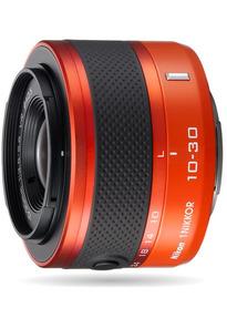 Nikon 1-Mount VR 10-30 mm 3.5-5.6 40,5 mm objectif (adaptée à Nikon 1 type) orange