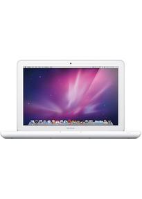 Apple MacBook 13.3  (Brillant) 2.4 GHz Intel Core 2 Duo 2 Go RAM 250 Go HDD (5400 trs/Min.) [Mi-2010, clavier français, AZERTY] blanc
