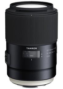 Tamron SP 90 mm F/2.8 Di VC USD Macro 1:1 62 mm objectif (adapté à Nikon F) noir