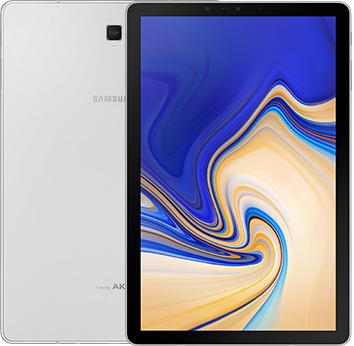 Samsung Galaxy Tab S4 10,5 64GB [Wi-Fi, inkl. Samsung S-Pen] fog grey
