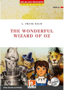 The Wonderful Wizard of Oz, mit 1 Audio-CD. Helbling Readers Red Series / Level 1 (A1) - Lyman Frank Baum  [Taschenbuch]