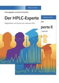 Der HPLC-Experte (Set). Band I: Möglichkeiten und Grenzen der modernen HPLC, Band II: So nutze ich meine HPLC/UHPLC optimal [Gebundene Ausgabe]