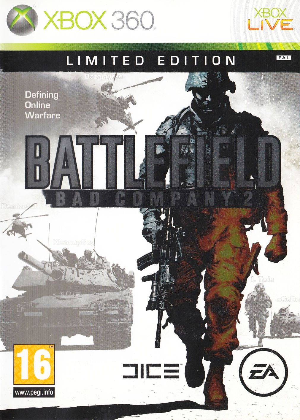 Battlefield: Bad Company 2 [Limited Edition, CH...
