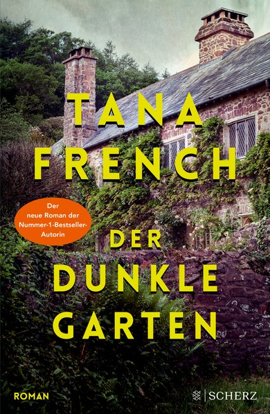 Der dunkle Garten. Roman - Tana French  [Taschenbuch]