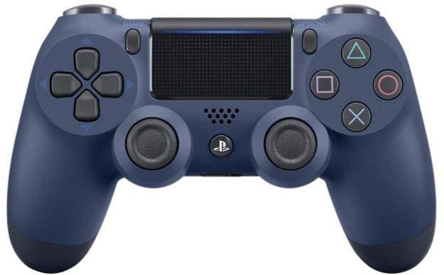 Sony PS4 DualShock 4 Wireless Controller midnig...