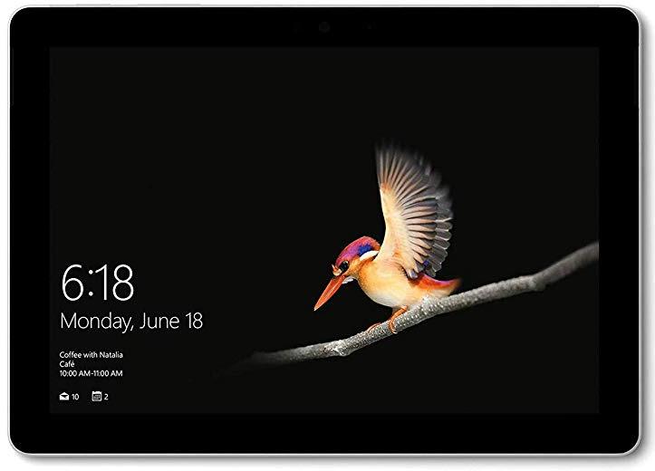 Microsoft Surface Go 10 64GB eMMC [Wi-Fi] silber