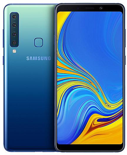 Samsung A920FD Galaxy A9 (2018) Dual SIM 128GB lemonade blue