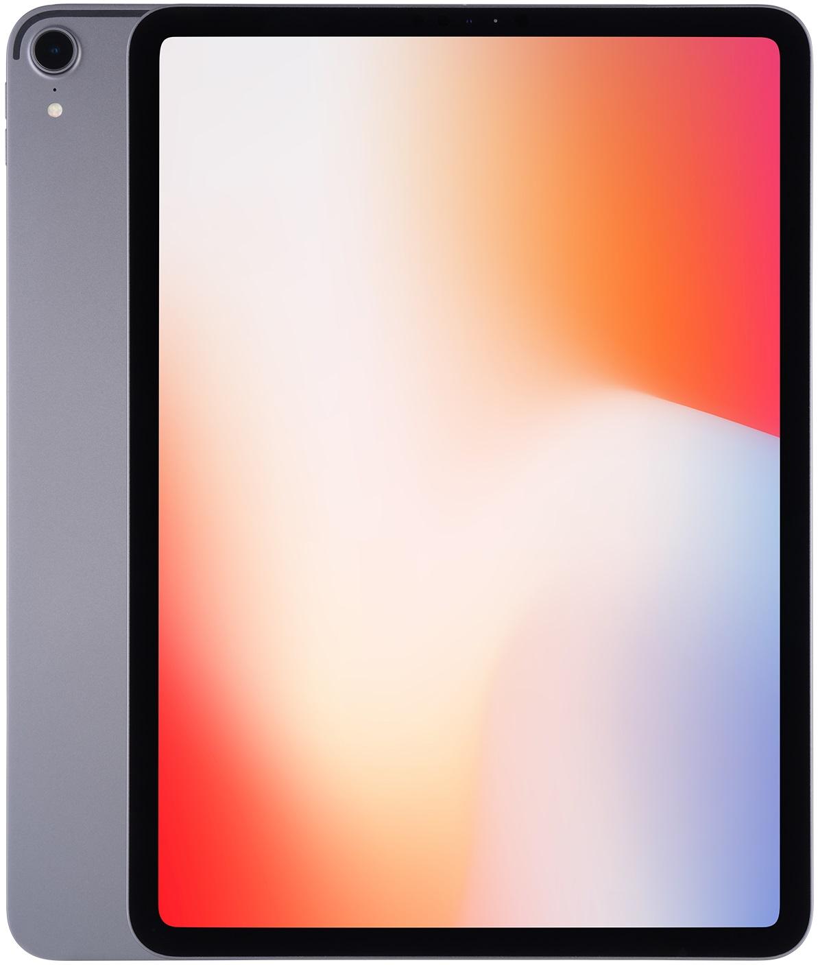 apple ipad pro 11 64gb [wi-fi, modello 2018] space grigio